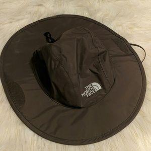 Unisex The North Face adjustable wide brim hat